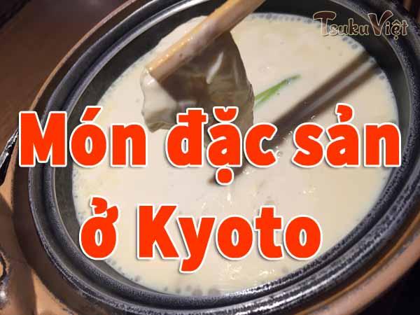 yuba mon ngon kyoto